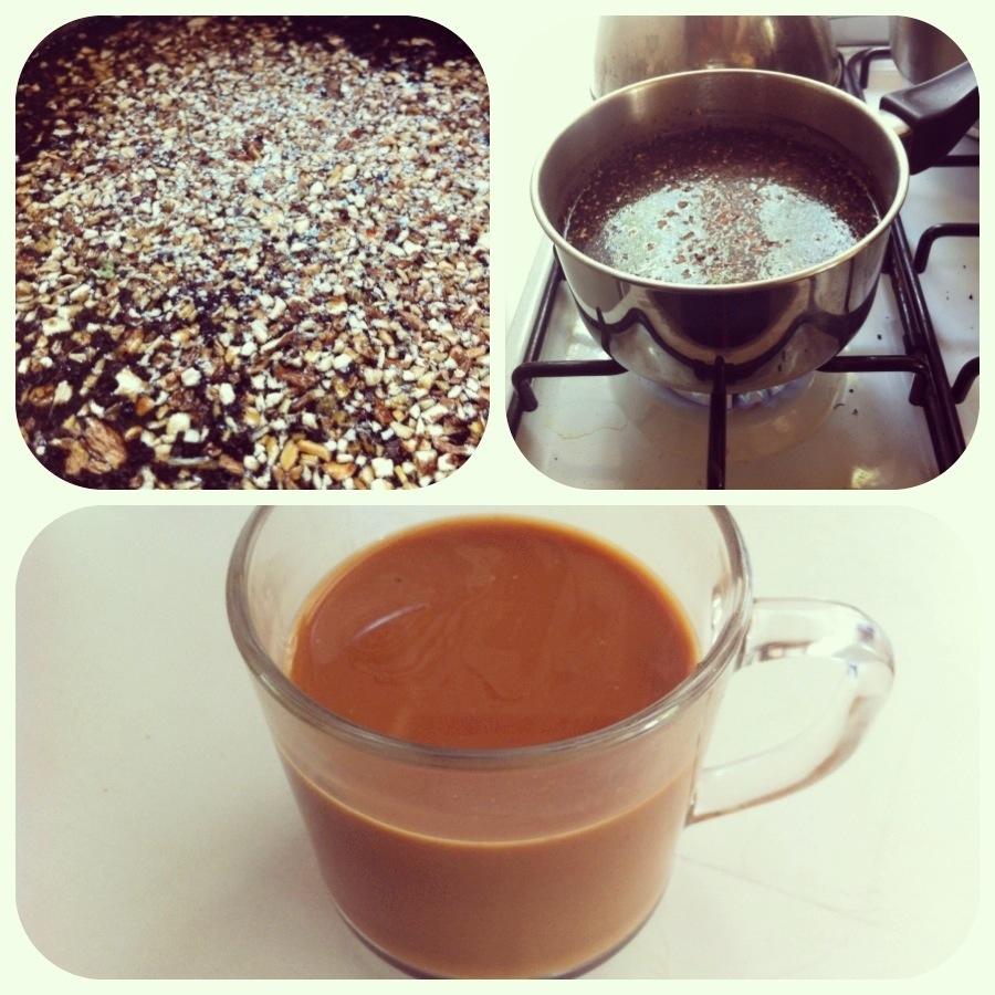 Dandelion Root Coffee Recipe — Dishmaps